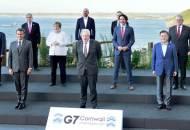 바이든, 文 배려해 뺐던 그것···G7은 北겨냥해 꺼냈다